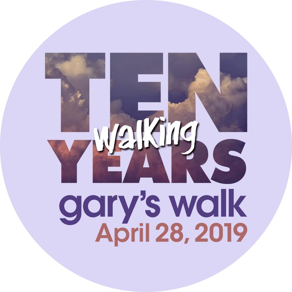 Tenth annual walk